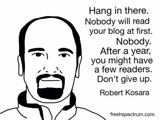 Robert Kosara Advice