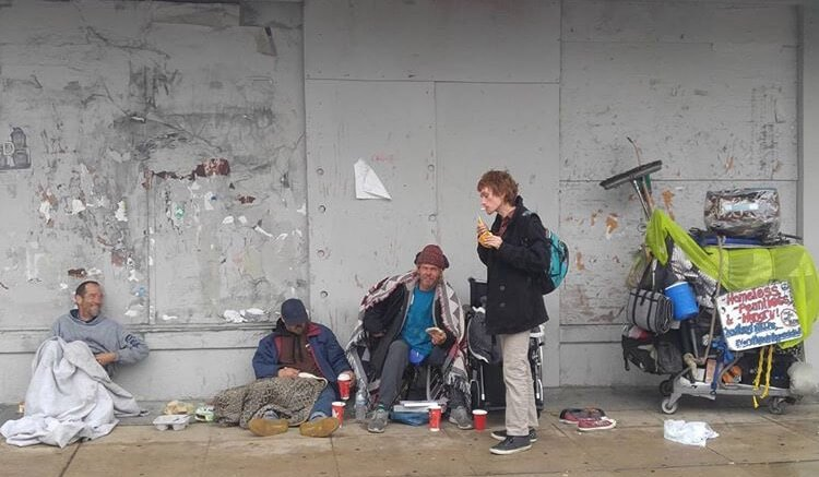 Photo Credit: Homeless In Fresno