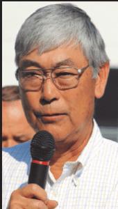 Supervisor Allen Ishida