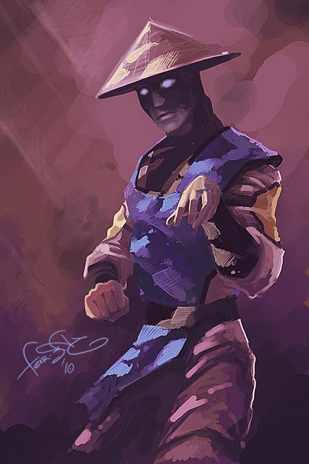 Mortal Kombat Raiden Drawings Mortal Kombat Fan Art ...
