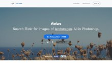 Pictura - Search Flickr Inside Photoshop