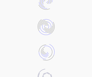 CSS3 Interactive Loaders