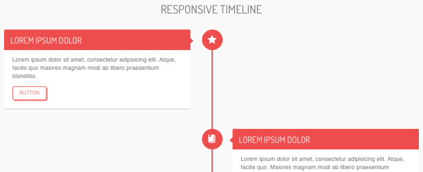 Responsive Timeline