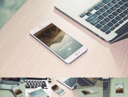 iPhone 6 Plus Mockup Templates