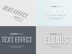 Free 3D Text Effects