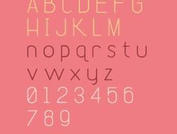 Rhetoric Regular Free Font