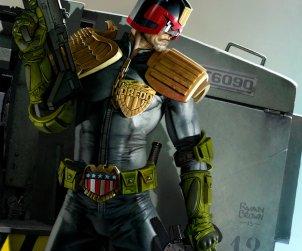 Judge Dredd Guns