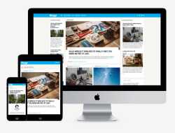 Bloggr Free WordPress Theme