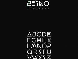 BEYNO Free Typeface