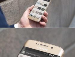 City Street Android MockUp