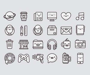 Pamoke - Free Icon Set