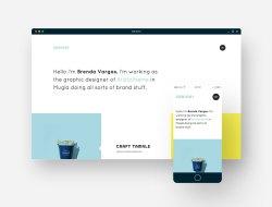 Gorgo Free HTML Portfolio Website Template