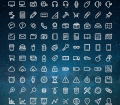 100 Free Office Icons