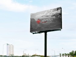 Free Mockup Advertising Outdoor