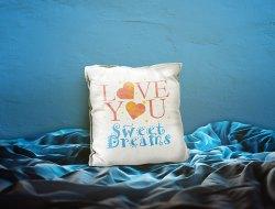Pillow Mockup PSD Templates
