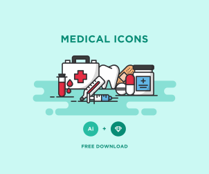 free-vector-medical-icons