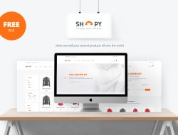 shopy-free-e-commerce-website-template