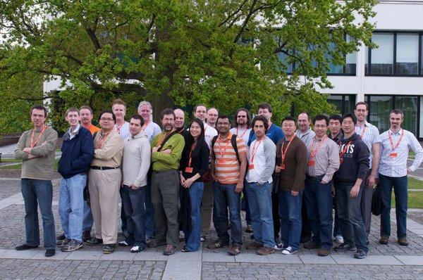 Ubuntu Kernel Team at UDS-M in Brussels