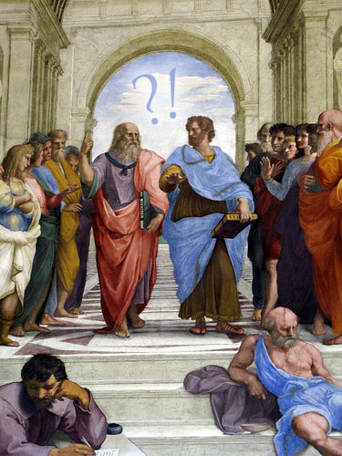 What would Plato do?