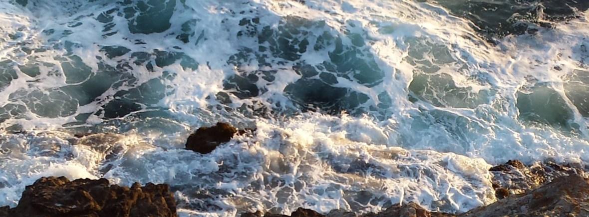 Bouillon de mer en décembre