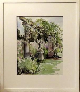 """Laura Craig """"Chatham Rose Garden"""""""