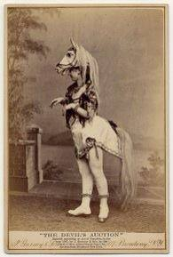 erotic dancer from 1890s