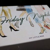 FRIDAY NIGHT mit MY LITTLE BOX im MAI 2017 #unboxing #Beauty #mylittlebox