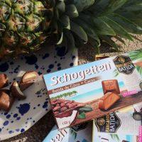 Schogetten limited Edition Batida de Coco Die neuen Sorten für Erwachsene im Test! #Schogetten #mitAlkohol