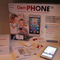 Geschenk-Tipp: Das ClemPhone 7.0 von Clementoni im Test #erstesSmartphone #Kids