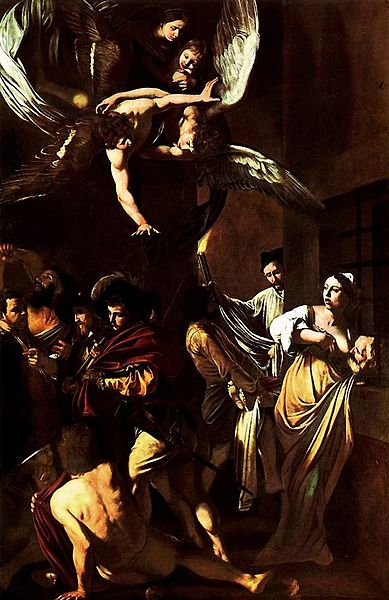 Caravaggio's Seven Acts of Mercy