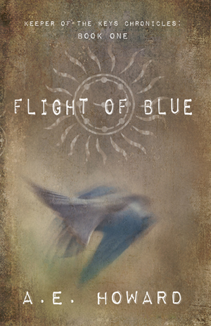 Flight of Blue cover