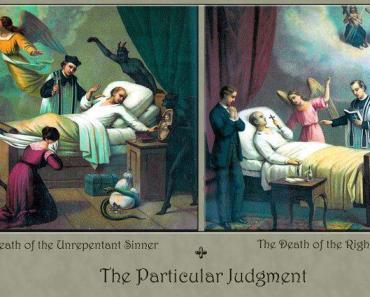 The Particular Judgment