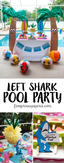 Small Of Pool Party Ideas