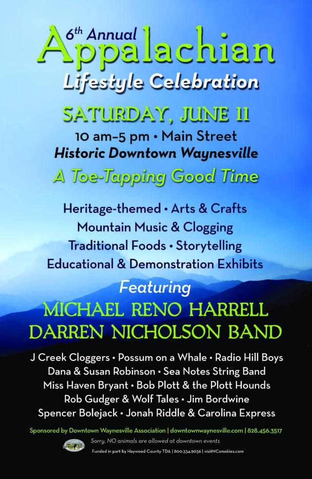 Appalachian event