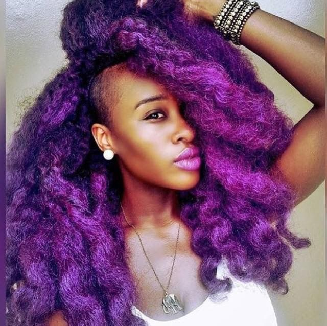 7 natural hairstyles give
