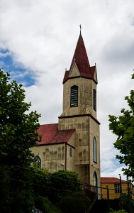 Puerto Octay Church