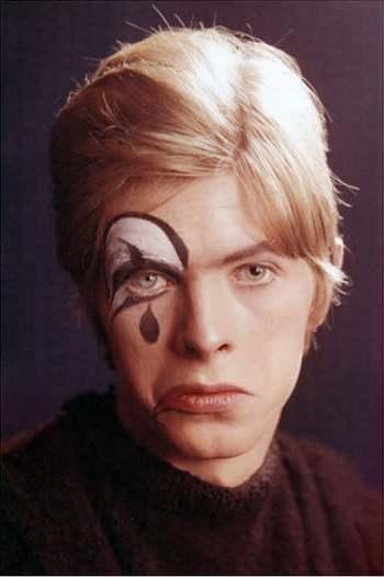 David Bowie Sad