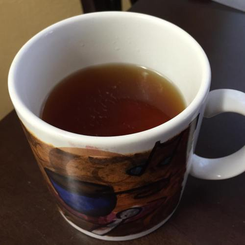 Whole 30 Experience tea