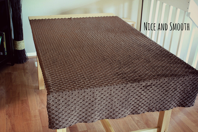 Minky Blanket Tutorial from Marta with Love 3 Minky Blanket Tutorial