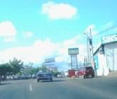 Calle Principal de Altamira en Managua