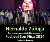 5ta Edición del Festival Son Nica 2014