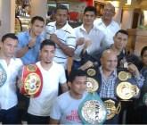 Nicaragua tiene Grandes Boxeadores