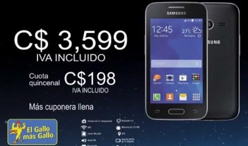 La Prensa Lanza Smartphone a un Super Precio en Nicaragua.
