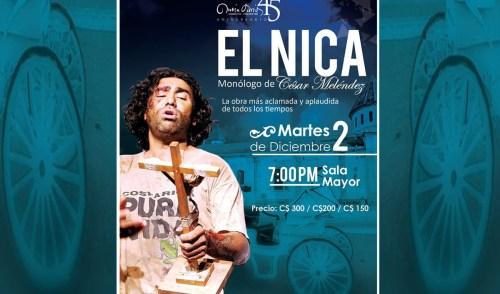 """César Meléndez """"El Nica"""""""