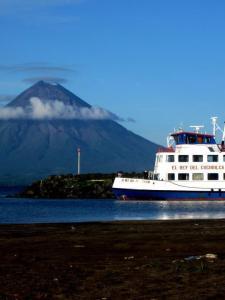 Volcán Concepción Isla de Ometepe