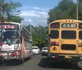 Tarifa del transporte en Nicaragua