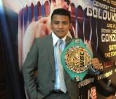 Chocolatito Gonzalez es el numero uno en Boxeo