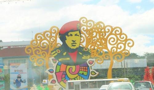 La Rotonda Hugo Chávez
