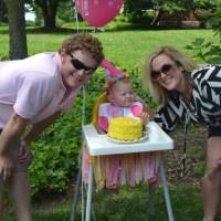 A Precious Pink Lemonade Party