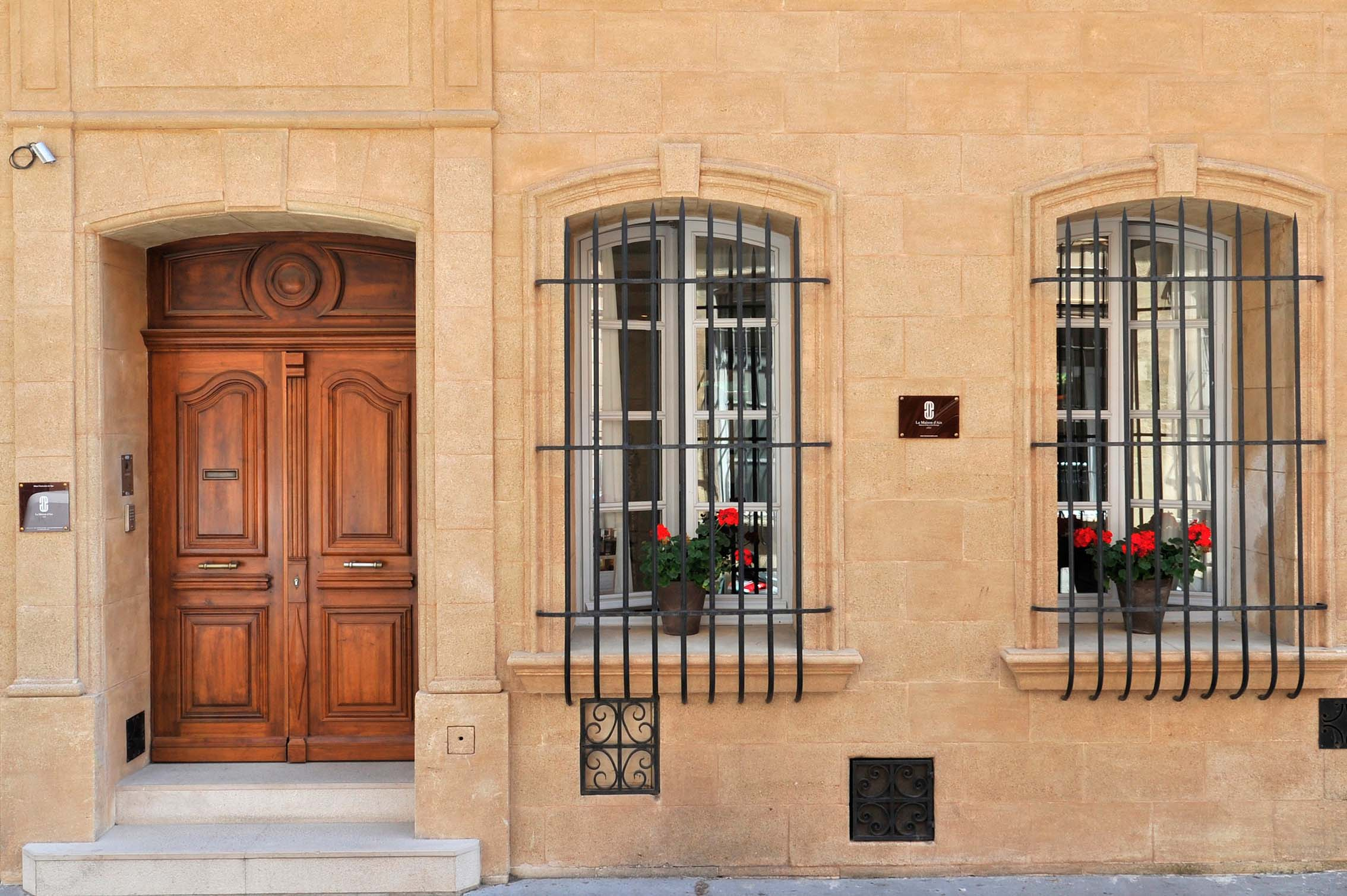 Maison dAix, an intimate boutique hotel in Aix en Provence  From the